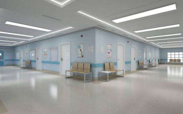 سیستم صوتی و پیجینگ بیمارستان